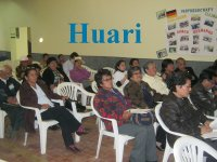 Encuentro Norte en Huari