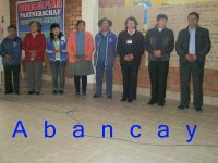 Encuentro Regional en Abancay