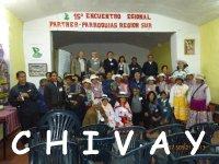 Encuentro Sur 2013 en Chivay