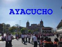 Encuentro Centro 2014 en Ayacucho