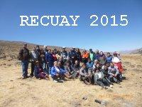Encuentro Norte 2015 en Recuay