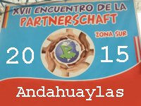 Encuentro Sur 2015 en Andahuaylas