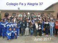 Encuentro Regional Lima 2017 en el Colegio Fe y Alegria 37 - Chosica