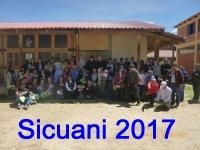 Encuentro Regional Sur 2017 en Sicuani