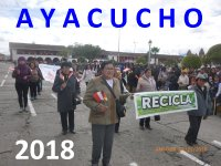 Encuentro Regional Centro 2018 en Ayacucho