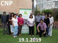 Reunión del CNP 19.1.2019