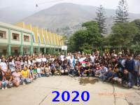 Encuentro nacional de Partnerschaft de jóvenes en Chosica